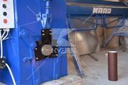 Станок для изготовления гофроколена УСГ - В2/150