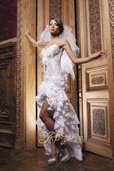 Эксклюзивное свадебное платье от