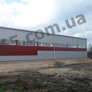 Строительство ангаров в Полтаве,  быстровозводимые здания,  Полтава
