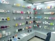 Продам торговое оборудование для магазина косметики и парфюмерии
