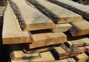 Доска ольха не обрезная сухая 50 мм,  40мм,  30мм