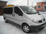 Микроавтобус Полтава - Москва - Полтава