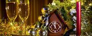Новый год база отдыха
